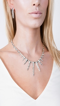 Striking icicle collection to launch at IJL