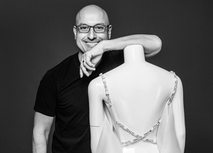 Ángel Sánchez to introduce his new collection at Barcelona Bridal Fashion Week