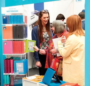 Stationery Show Goes North