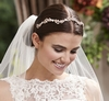 Linzi Jay launches the Eden bridal accessories collection for 2018