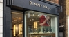 Jeweller Dinny Hall announces smash and grab robbery at Hampstead store
