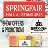 Ticket discount for The Country Living Spring Fair