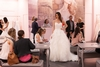 Exhibitors and visitors toast the success of London Bridal Fashion Week's debut show