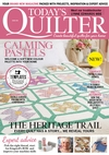 New quilting magazine hits the shelves - Today's Quilter