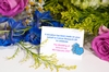 Kate Halfpenny has created a limited edition wedding favour to raise money for Cancer Research UK