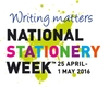 Online PoS for retailers to promote and benefit from National Stationery Week
