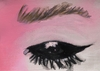 Zandra Rhodes, Theo Fennell and Emma Paolozzi create postcards for Stewarts Law RCA Secret 2016
