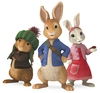 Peter Rabbit TV show toys by Rainbow Designs