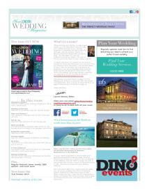 Your London Wedding magazine - September 2014 newsletter