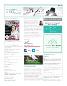 Your South Wales Wedding magazine - October 2014 newsletter