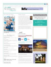 Your London Wedding magazine - November 2014 newsletter