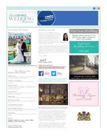 Your South Wales Wedding magazine - November 2014 newsletter