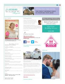 Your West Midlands Wedding magazine - January 2015 newsletter