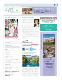 Your London Wedding magazine - March 2015 newsletter