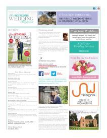 Your West Midlands Wedding magazine - March 2015 newsletter