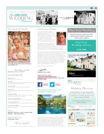 Your Berks, Bucks and Oxon Wedding magazine - April 2015 newsletter