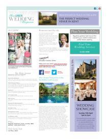 Your London Wedding magazine - April 2015 newsletter