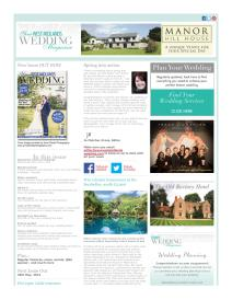 Your West Midlands Wedding magazine - April 2015 newsletter