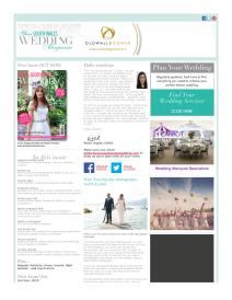 Your South Wales Wedding magazine - May 2015 newsletter