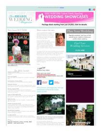 Your Berks, Bucks and Oxon Wedding magazine - June 2015 newsletter