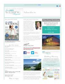 Your London Wedding magazine - July 2015 newsletter
