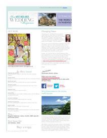Your West Midlands Wedding magazine - September 2015 newsletter