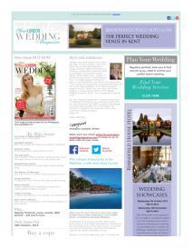 Your London Wedding magazine - September 2015 newsletter
