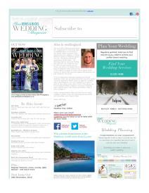 Your Berks, Bucks and Oxon Wedding magazine - November 2015 newsletter