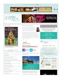 Your South Wales Wedding magazine - December 2015 newsletter