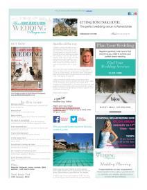 Your Berks, Bucks and Oxon Wedding magazine - January 2016 newsletter