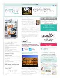 Your London Wedding magazine - February 2016 newsletter