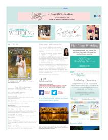 Your South Wales Wedding magazine - February 2016 newsletter