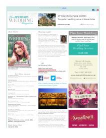 Your West Midlands Wedding magazine - March 2016 newsletter