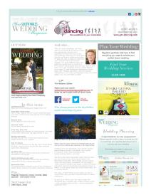 Your South Wales Wedding magazine - April 2016 newsletter