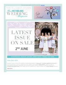 Your West Midlands Wedding magazine - June 2016 newsletter