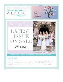 Your West Midlands Wedding magazine - July 2016 newsletter