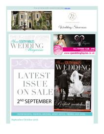 Your South Wales Wedding magazine - October 2016 newsletter