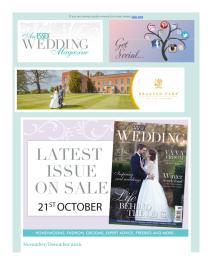 An Essex Wedding magazine - November 2016 newsletter