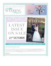 An Essex Wedding magazine - December 2016 newsletter