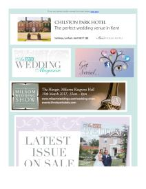 An Essex Wedding magazine - February 2017 newsletter