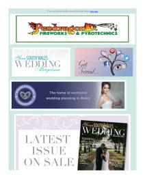 Your South Wales Wedding magazine - February 2017 newsletter