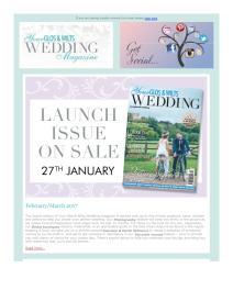 Your Gloucestershire & Wiltshire Wedding magazine - February 2017 newsletter