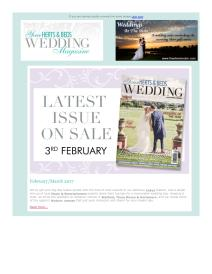 Your Herts and Beds Wedding magazine - March 2017 newsletter