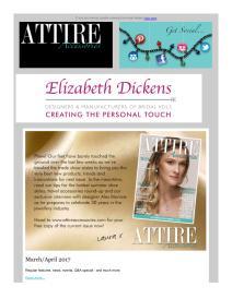 Attire Accessories magazine - March 2017 newsletter