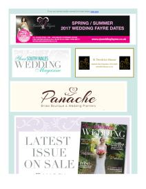 Your South Wales Wedding magazine - March 2017 newsletter