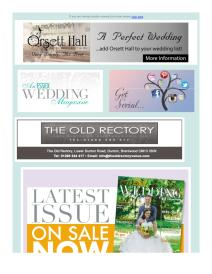 An Essex Wedding magazine - May 2017 newsletter