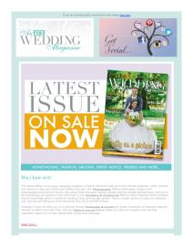 An Essex Wedding magazine - June 2017 newsletter