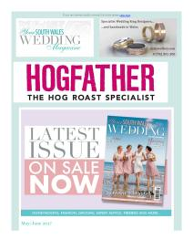 Your South Wales Wedding magazine - June 2017 newsletter
