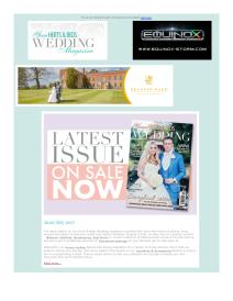 Your Herts and Beds Wedding magazine - June 2017 newsletter