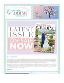 Your Glos & Wilts Wedding magazine - June 2017 newsletter
